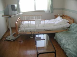 お部屋(病室)